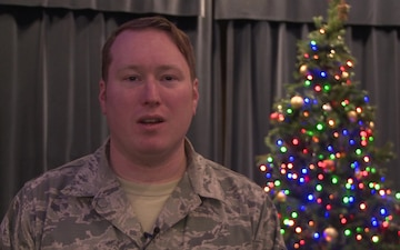 SSgt Jonathan Snyder holiday greeting