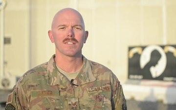 Staff Sgt. Drew Lamar