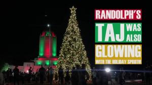 JBSA-Randolph Christmas Tree Lighting Ceremony