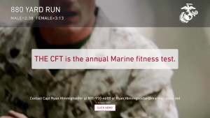 OSO Salt Lake City Marine CFT Challenge