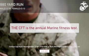 OSO Salt Lake City Marine CFT Challenge