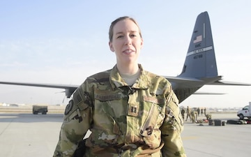 Capt. Robyn Fredrigill Holiday Shout Out - Boise Idaho