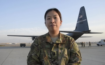 Capt. Katie Jeon Holiday Shout Out