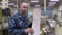 A Closer Look - Building a Guitar - Petty Officer Frank Barone