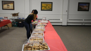 Annual Cookie Drive