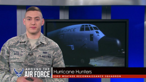 Around the Air Force: Hurricane Hunters / Christmas Drop