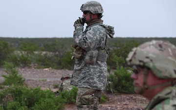 Oklahoma Cavalry unit wraps up final deployment training
