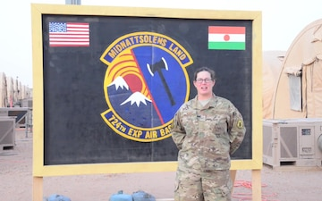Tech. Sgt. Crystal Wright