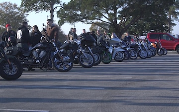 MTACS-28 Toys for Tots Motorcycle Ride