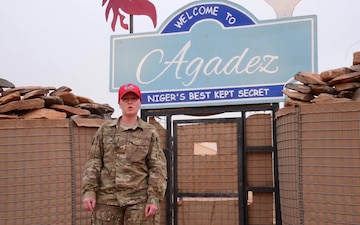 Staff Sgt. Ashley Cooke