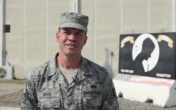 Staff Sgt. Brian Jarvis