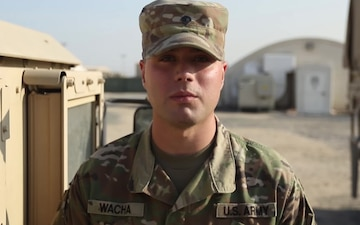 35th Infantry Division Holiday Greetings-Specialist Cody Wacha
