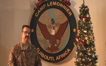 TSGT Michael McGhee Holiday Greetings Sioux City, Des Moines IA
