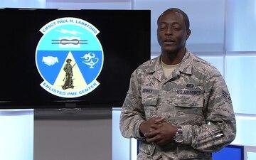 Attending Airman Leadership School