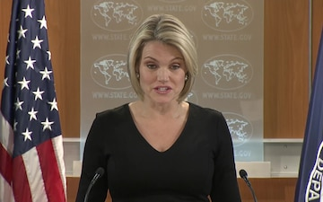 Department of State Press Briefing