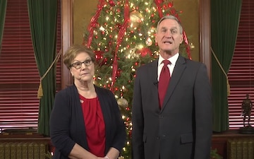 Holiday Greetings from SD Gov. Dennis Daugaard