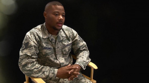 AETC First Faces SSgt. Traylin Cleveland
