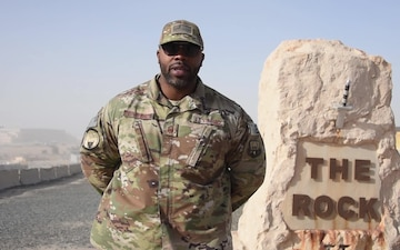Master Sgt. Anthony Cunningham