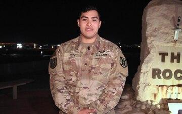 Sgt. Alfredo Ruiz