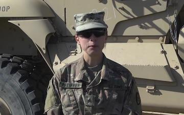 Sgt. Jackie Pfeiffer