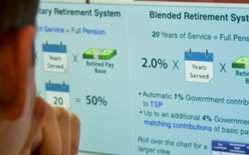 All Hands Update: Blended Retirement System