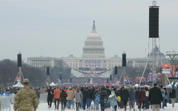 58th Presidential Inauguration