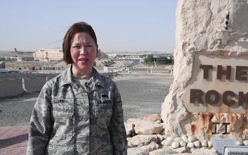 Tech. Sgt. Elizabeth Villarreal