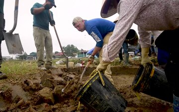 Defense POW/MIA Accounting Agency Conduct Excavation Operations