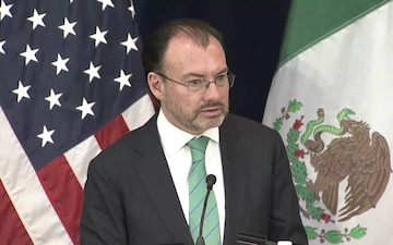 Dept. of State Press Availability with Mexican Foreign Secretary (Spanish Voiceover)