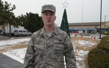 SSgt John Kealy Holiday Greeting