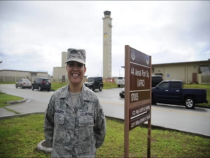 SSgt Noreen San Agustin Holiday Greeting
