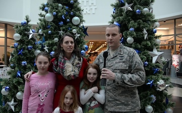 Maj Eric Golden - Holiday Greetings