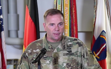 Press Conf. with LTG Ben Hodges and MG Timothy McGuire