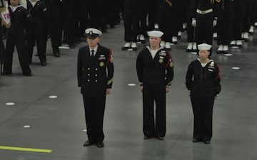 Navy Recruit Training Command Graduation