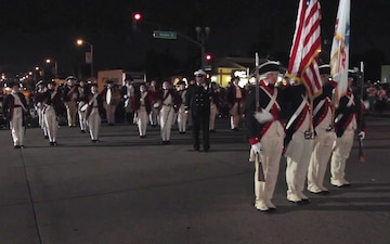 Marching with the Fifes and Drums