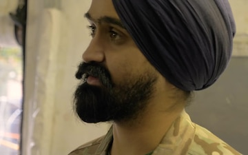 #WeAreNATO - The Sikh communications systems engineer, B-Roll