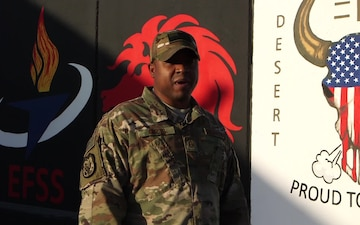 MSgt Kendrick Ouzts - Greenwood, SC - Happy Holidays