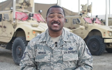 Tech Sgt. Anthony Nelson Jr.