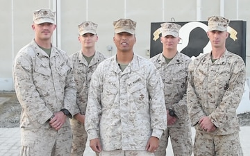 Marines give shout out to Marine Corps Air Station Cherry Point