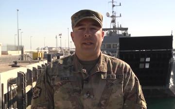 Staff Sgt. Joe Baca