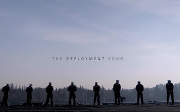 The Deployment Song by USS Nimitz Sailor Airman Maxwell Emay Holmes