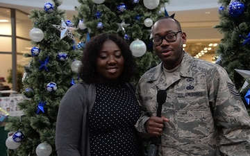 TSgt Lavar Griffin - Holiday Greetings