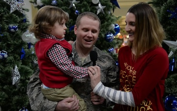 MSgt Phillip Holland - Holiday Greetings