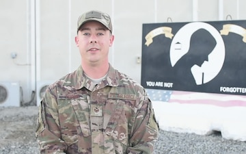 Tech Sgt. Derrick Tuomi