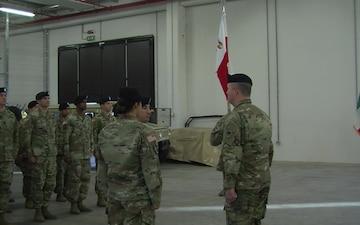 HSC Setaf Change of Command Ceremony