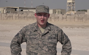 "Staff Sgt. Albert Cheshinski's Christmas/Holiday ""Shout Out"""