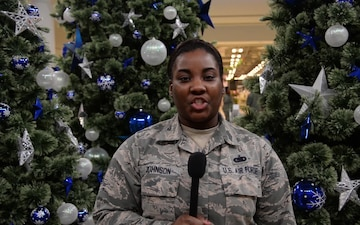 TSgt Reneshia Johnson - Holiday Greetings