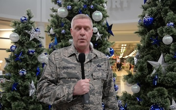 MSgt Mark Schwartze - Holiday Greetings