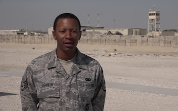 "Staff Sgt. Brandon Griffin's Christmas/Holiday ""Shout Out"""