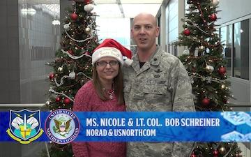 LTC Bob Schreiner NORAD Tracks Santa
